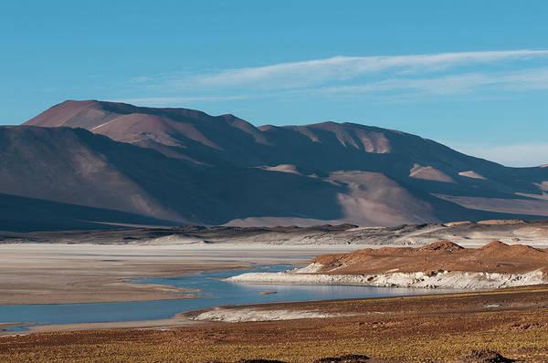 Lakes Region Photograph - Salar De Talar, Atacama Desert, Chile by Sergio Pitamitz