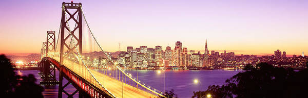 Rise Above Wall Art - Photograph - San Francisco Ca by Panoramic Images