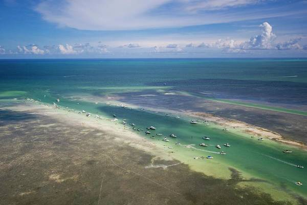 Seaplanes Photograph - Sandbar by Mike Theiss/science Photo Library