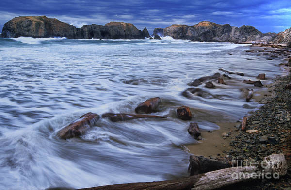 Photograph - Sea Stacks Clearing Storm Bandon Oregon by Dave Welling