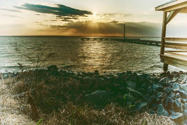 Wall Art - Photograph - Setting Sun by Ryan Crane