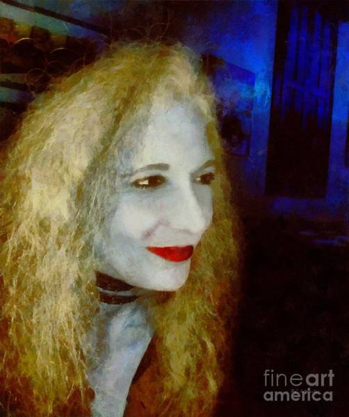 Painting - She Comes In Colors by RC DeWinter