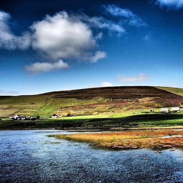 Wall Art - Photograph - Shetland Islands by Luisa Azzolini