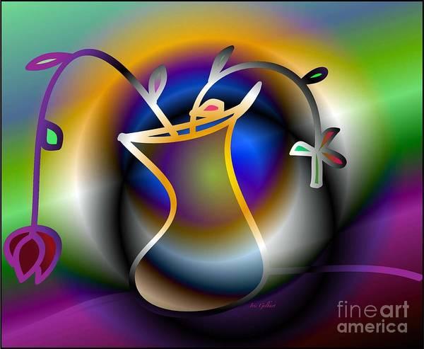 Jug Digital Art - Simple by Iris Gelbart