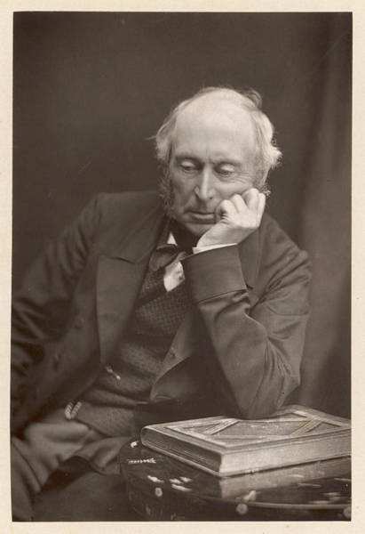 William And Mary Photograph - Sir William George Armstrong, Baron by Mary Evans Picture Library