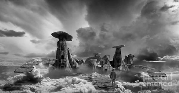 Desolation Photograph - Sky City Casino by Keith Kapple