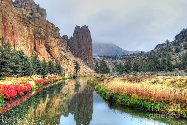 Central Oregon Photograph - Smith Rock State Park by Twenty Two North Photography