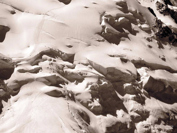 Buy Art Online Photograph - Snow by Alexandros Daskalakis