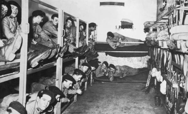 Photograph - Soldiers On The Maginot Line by Underwood Archives