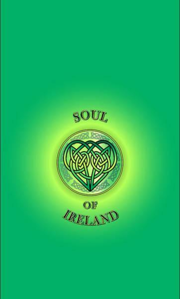 Wall Art - Digital Art - Soul Of Ireland by Ireland Calling