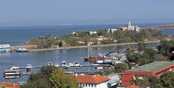 Photograph - Sozopol Harbour by Tony Murtagh