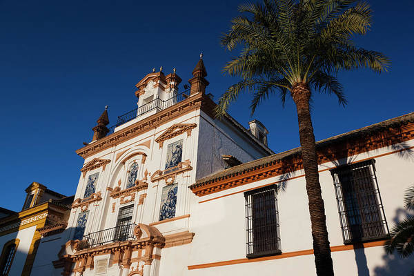 Andalucia Wall Art - Photograph - Spain, Andalucia Region, Seville by Walter Bibikow