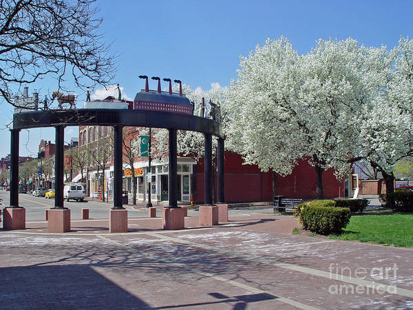 Photograph - Springtime Corning Ny 4 by Tom Doud