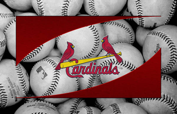 Wall Art - Photograph - St Louis Cardinals by Joe Hamilton