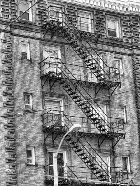 Wall Art - Photograph - Stairs by Dan Sproul