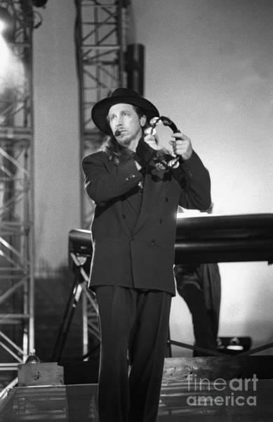 Harmonica Photograph - Steve Miller  by Concert Photos