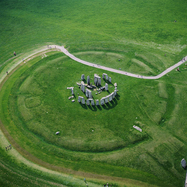 Wall Art - Photograph - Stonehenge by Skyscan/science Photo Library