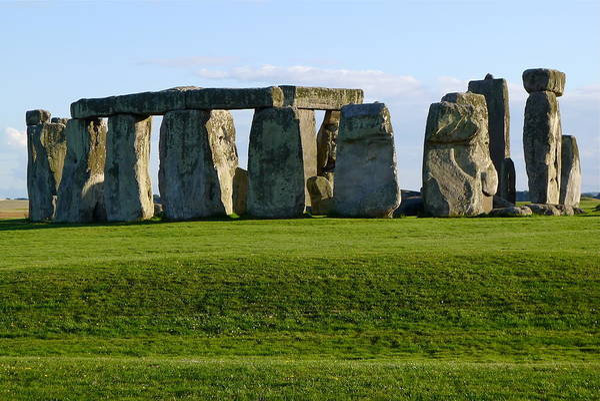 Wall Art - Photograph - Stonehenge Up Close by Denise Mazzocco