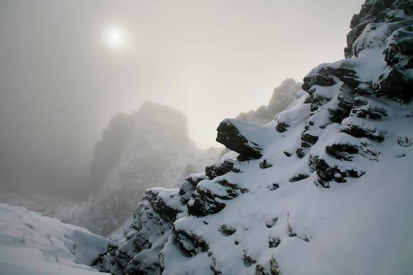 The Trossachs Wall Art - Photograph - Summit Of The Cobbler Ben Arthur, Loch by Feargus Cooney