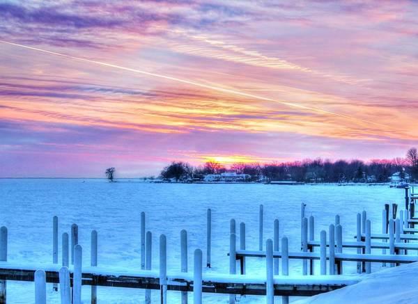 Photograph - Sun Set by Rebecca Frank