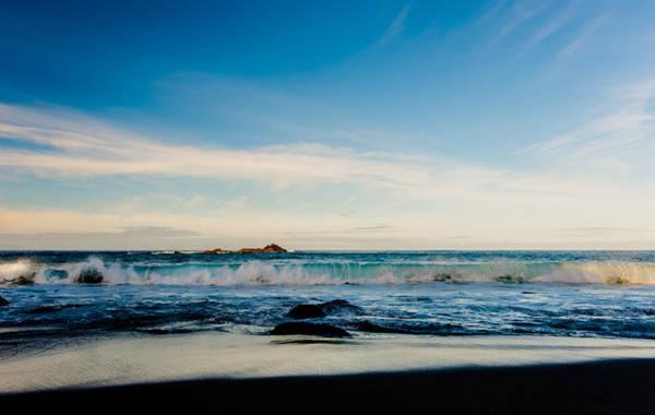 Photograph - Sunlight On Beach by Joseph Amaral