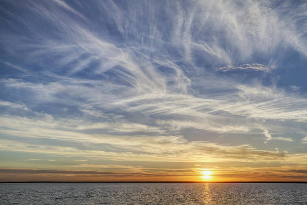 Photograph - Sunset At Cheyenne Bottoms by Rob Graham