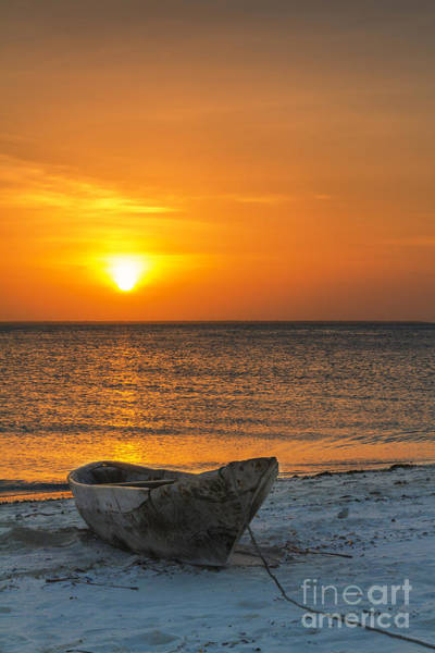 Photograph - Sunset In Zanzibar - Kendwa Beach by Pier Giorgio Mariani