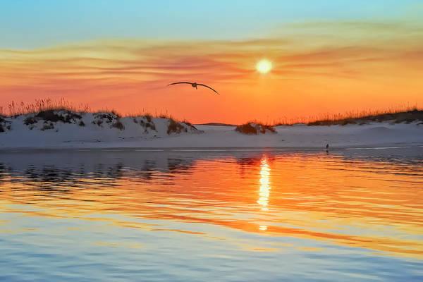Destin Photograph - Sunswept by Janet Fikar