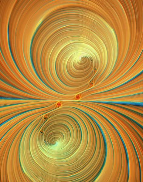 Entanglement Wall Art - Photograph - Supersymmetry by David Parker/science Photo Library