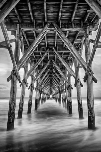 Photograph - Surf City Pier by Ben Shields
