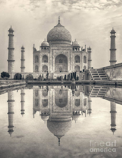 Photograph - Taj Mahal by Yew Kwang