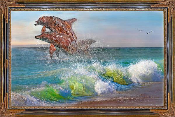 Granite Digital Art - Taken For Granted by Betsy Knapp