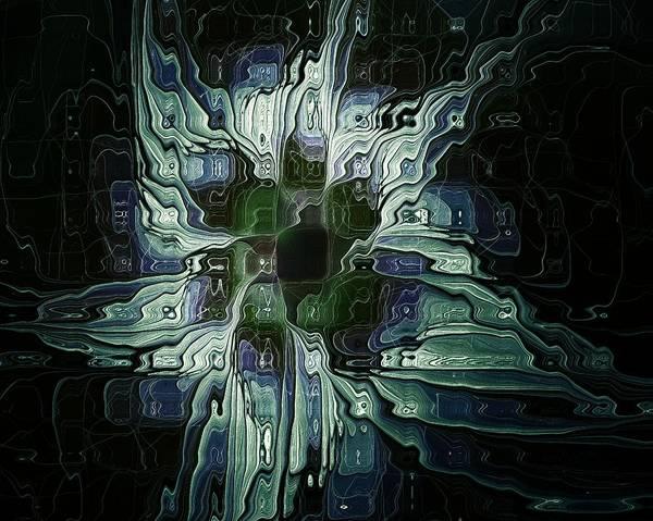 Digital Art - The Blues by Amanda Moore