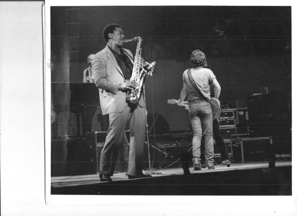 Photograph - The Boss And Clarence by Bc Adamkowski