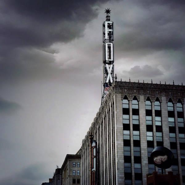 Photograph - The Detroit Fox by Natasha Marco
