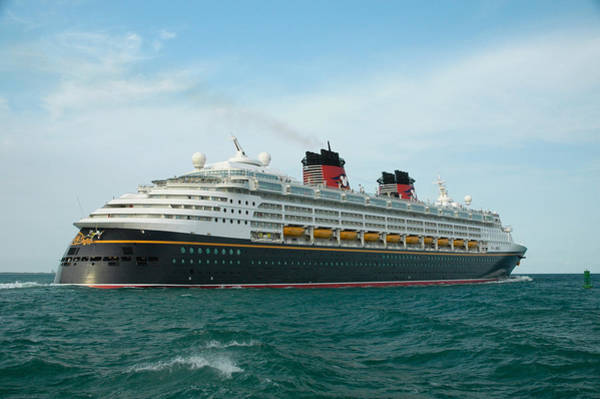 Photograph - The Disney Magic by Bradford Martin