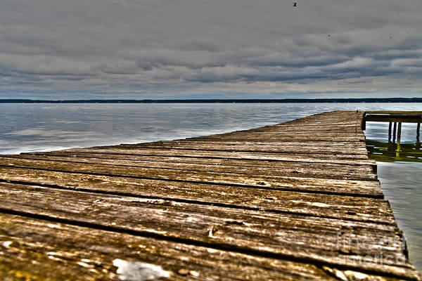 Photograph - The Dock by William Norton