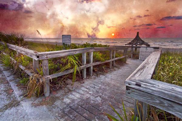 Boynton Photograph - The Dunes by Debra and Dave Vanderlaan