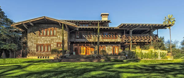 Wall Art - Photograph - The Gamble House - Pasadena by Mountain Dreams