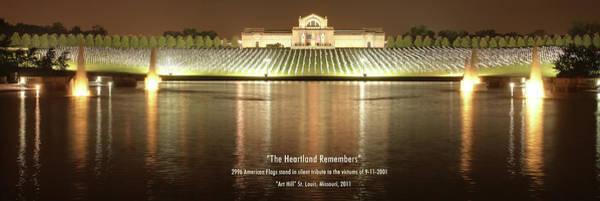 Photograph - The Heartland Remembers by Harold Rau