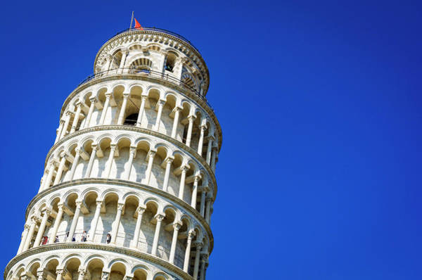 Wall Art - Photograph - The Leaning Tower Of Pisa, Pisa by Russ Bishop