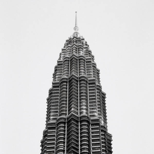 Photograph - The Petronas Towers by Shaun Higson