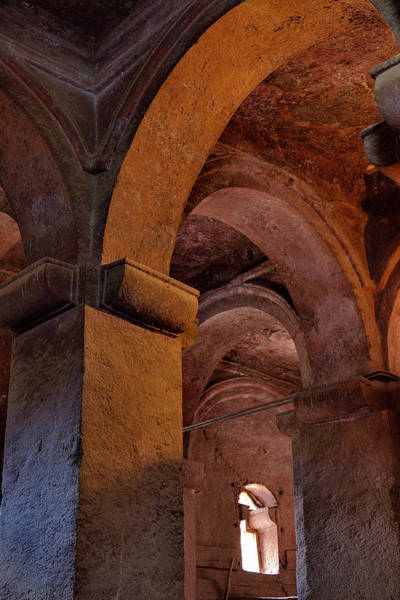 East Africa Wall Art - Photograph - The Rock-hewn Churches Of Lalibela by Martin Zwick