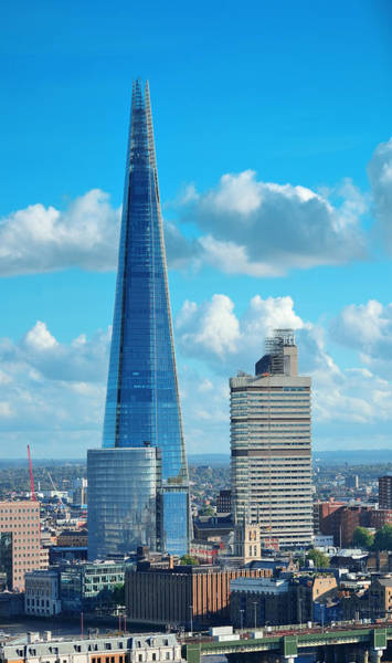 Photograph - The Shard by Songquan Deng