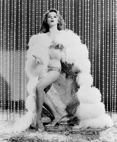 Burlesque Dancer Photograph - The Swinger, Ann-margret, 1966 by Everett