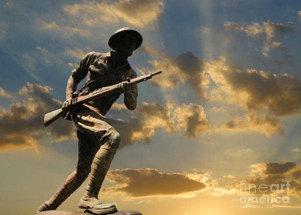 Photograph - The Unknown Soldier by Geoff Crego