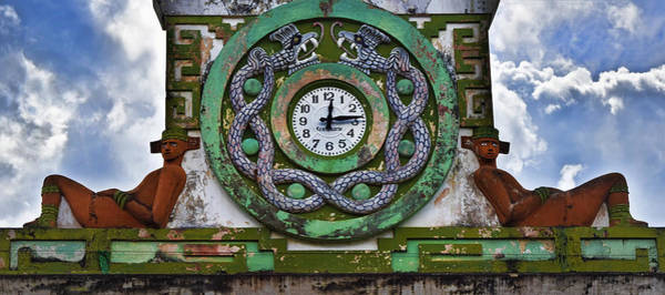 Photograph - Time by Skip Hunt