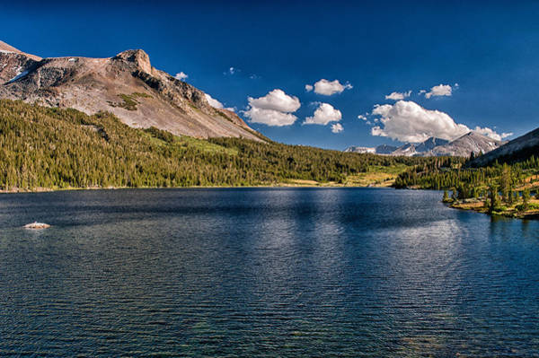 Sierra Nevada Photograph - Tioga Lake by Cat Connor