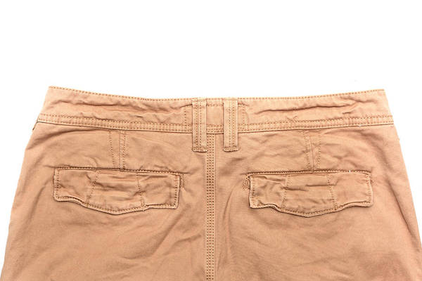 Mens Clothing Wall Art - Photograph - Trousers by Tom Gowanlock