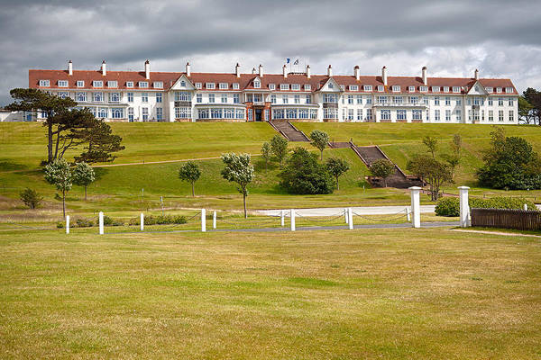 Wall Art - Photograph - Turnberry Resort by Eunice Gibb